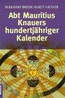 Abt Mauritius Knauers hundertjähriger Kalender