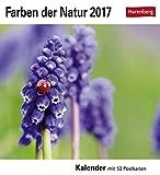 Farben der Natur Kalender 2022: Kalender mit 53 Postkarten