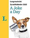 Langenscheidt Sprachkalender Englisch A Joke A Day 2022: Tagesabreißkalender