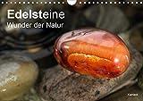 Edelsteine. Wunder der Natur (Wandkalender 2021 DIN A4 quer)