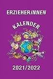 Flöttmanns ErzieherInnen Taschen-Kalender -NEU- Ausgabe 2021-2022 - Kitaplaner A6