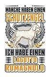 Lagotto Romagnolo Tagesplaner: Lagotto Romagnolo Schutzengel Trüffelhund / Kalender 2022 / Wochenplaner Tagesplaner Planer / Planungsbuch To-Do-Liste / 6x9 Zoll / 100 ausfüllbare Seiten