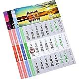 1 Stück Motiv Moritzburg 3 Monats Wandkalender 2022 Kalender Officekalender Bürokalender Wandplaner