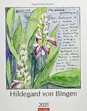 Hildegard von Bingen Kalender 2021