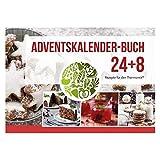 Das Adventskalender-Buch 24+8 für den Thermomix®: Rezepte für den Thermomix