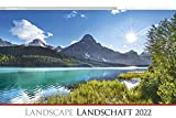 Die Kunst der Fotografie - Landschaft 2022 - Bildkalender 49,5x33 cm - herrliche Landschaftsbilder - Wandkalender - Wandplaner - Naturkalender