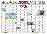 Uli Stein – Jahresplaner 2022: Posterkalender