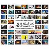 metaFox | Gefühlswelten | 52 Postkarten für Coaching, Therapie und Supervision