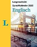 Langenscheidt Sprachkalender Englisch 2022: Tagesabreißkalender