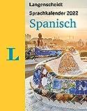 Langenscheidt Sprachkalender Spanisch 2022: Tagesabreißkalender