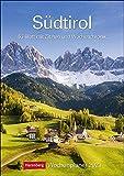 Südtirol Kalender 2021: Wochenplaner, 53 Blatt mit Zitaten und Wochenchronik