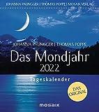 Das Mondjahr 2022: Tageskalender - Das Original