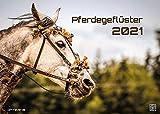 Pferdegeflüster - Der Pferdekalender - 2021 - Kalender - Format: DIN A3: Der Wandkalender mit den schönsten Pferde-Motiven!