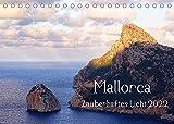 Mallorca Zauberhaftes Licht (Tischkalender 2022 DIN A5 quer)
