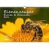 Tierzauber Bienen und Hummeln DIN A3 Kalender für 2021 - Seelenzauber