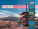 Japan Kalender 2021, Wandkalender im Querformat (54x42 cm) - Reisekalender mit Schwerpunkt auf Tempel und spirituelle Orte