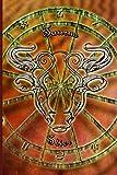Sternzeichen Stier: Wochenplaner deckt 12 Monate ab, von Januar bis Dezember , Eine Woche auf zwei Seiten, Jahresübersichten, Wochenkalender/Terminkalender. Wochennotizbuch mit Weichem Einband