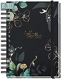 Kalender 2022 A5'Lieblingstimer' [Mondscheinblüten] Terminplaner Ringbuch, Terminkalender, Spiralkalender, Wochenplaner, Planner | nachhaltig & klimaneutral