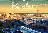 Barcelona - Stadtansichten (Wandkalender 2021 DIN A3 quer)