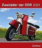 Zweiräder der DDR 2021 - Wand-Kalender - 30x34 -Motorrad