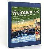 Freiraum-Kalender modern | Barcelona - Stadtansichten, Buchkalender 2022, Organizer (15 Monate) mit Inspirations-Tipps und Bildern, DIN A5
