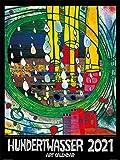Großer Hundertwasser Art Calendar 2021