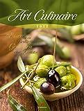 Art Culinaire Kalender 2022, Wandkalender mit Zitaten im Hochformat (50x66 cm) - Lifestyle-Kalender für Küche und kulinarische Gourmets