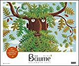 Bäume 2021 – Von Piotr Socha ‒ DUMONT Kinder-Kalender – Querformat 58,4 x 48,5 cm – Spiralbindung