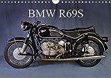 BMW R69S (Wandkalender 2021 DIN A4 quer)