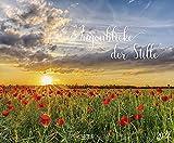 Augenblicke der Stille 2022: Wandkalender groß. Fotokunst-Kalender mit romantischen Aufnahmen von Landschaften. Großformat: 55 x 45,5 cm.