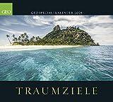 GEO SPECIAL: Traumziele 2021 - Wand-Kalender - Reise-Kalender - Poster-Kalender - 50x45