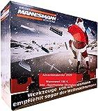 Engelbert Strauss Mannesmann Adventskalender 2020 Werkzeug ES2-WERT 180€- Männer Heimwerker Werkzeugkalender, Brüder Mannesmann Advent Kalender Mann