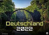 Deutschland - eine Reise zu bezaubernden Landschaften und Sehenswürdigkeiten - 2022 - Kalender DIN A2