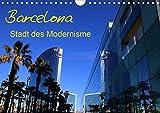 Barcelona - Stadt des Modernisme (Wandkalender 2021 DIN A4 quer)