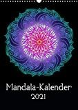 Mandala-Kalender 2021 (Wandkalender 2021 DIN A3 hoch)