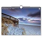 artboxONE Kalender 2021 Nordsee Romantik Wandkalender A4 2021 Natur