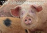 Der Schweinekalender (Tischkalender 2022 DIN A5 quer)