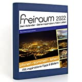 Freiraum-Kalender classic | Barcelona Impressionen, Buchkalender 2022, Organizer (15 Monate) mit Inspirations-Tipps und Bildern, DIN A5