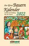 Der kleine Bauernkalender 2022 Taschenkalender. Leben im Einklang mit der Natur