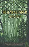 Hexenkalender 2020/2021 (Ringbuch): Der Begleiter durchs Jahr für Hexen, Heiden, Druiden, Schamanen und andere Zauberwesen.
