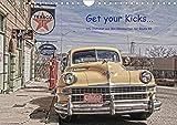 Get your Kicks. (Wandkalender 2021 DIN A4 quer)