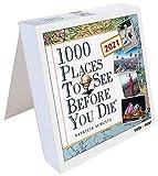 Tageskalender 2021 – 1000 Places To See Before You Die: In 365 Tagen um die Welt