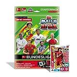 Topps Bundesliga Match Attax 20/21 - Starterpack (22 Karten)
