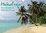 Malediven - Trauminseln im Indischen Ozean (Wandkalender 2021 DIN A4 quer)