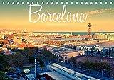 Barcelona - Stadtansichten (Tischkalender 2021 DIN A5 quer)