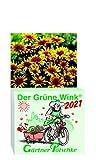 Gärtner Pötschkes Der Grüne Wink Tages-Gartenkalender 2021: Abreißkalender Der Grüne Wink