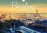 Barcelona - Stadtansichten (Wandkalender 2021 DIN A4 quer)