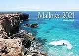 Edition Seidel Mallorca Premium Kalender 2021 DIN A4 Wandkalender Spanien Urlaub Meer klein Mini
