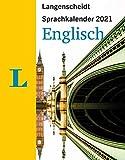 Langenscheidt Sprachkalender Englisch 2021: Abreißkalender: Tagesabreißkalender