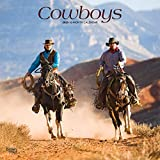 Cowboys 2020 - 16-Monatskalender: Original BrownTrout-Kalender [Mehrsprachig] [Kalender] (Wall-Kalender)